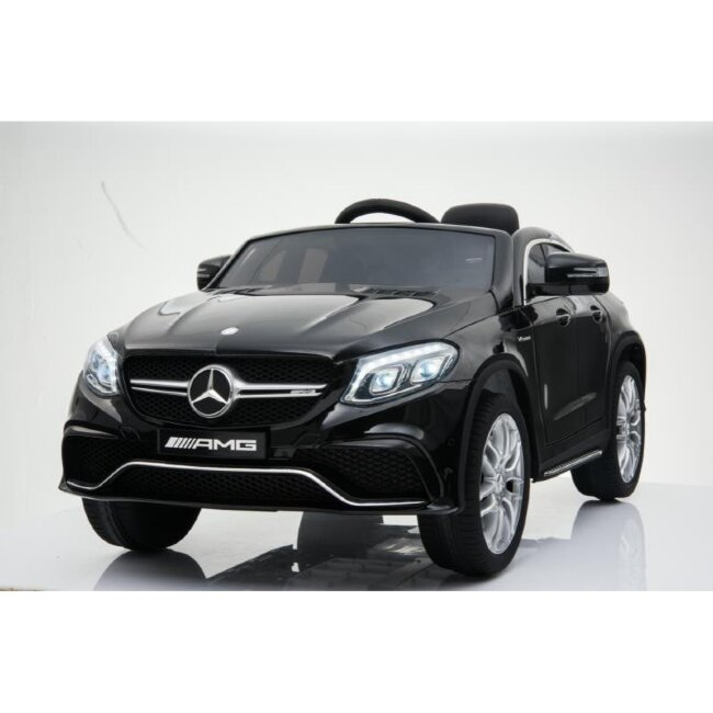 Детский электромобиль Mercedes-Benz AMG GLE63 Coupe A005-BLACK-PAINT